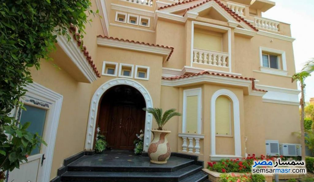 Photo 17 - Villa 9 bedrooms 6 baths 1,050 sqm extra super lux For Sale King Maryot Alexandira