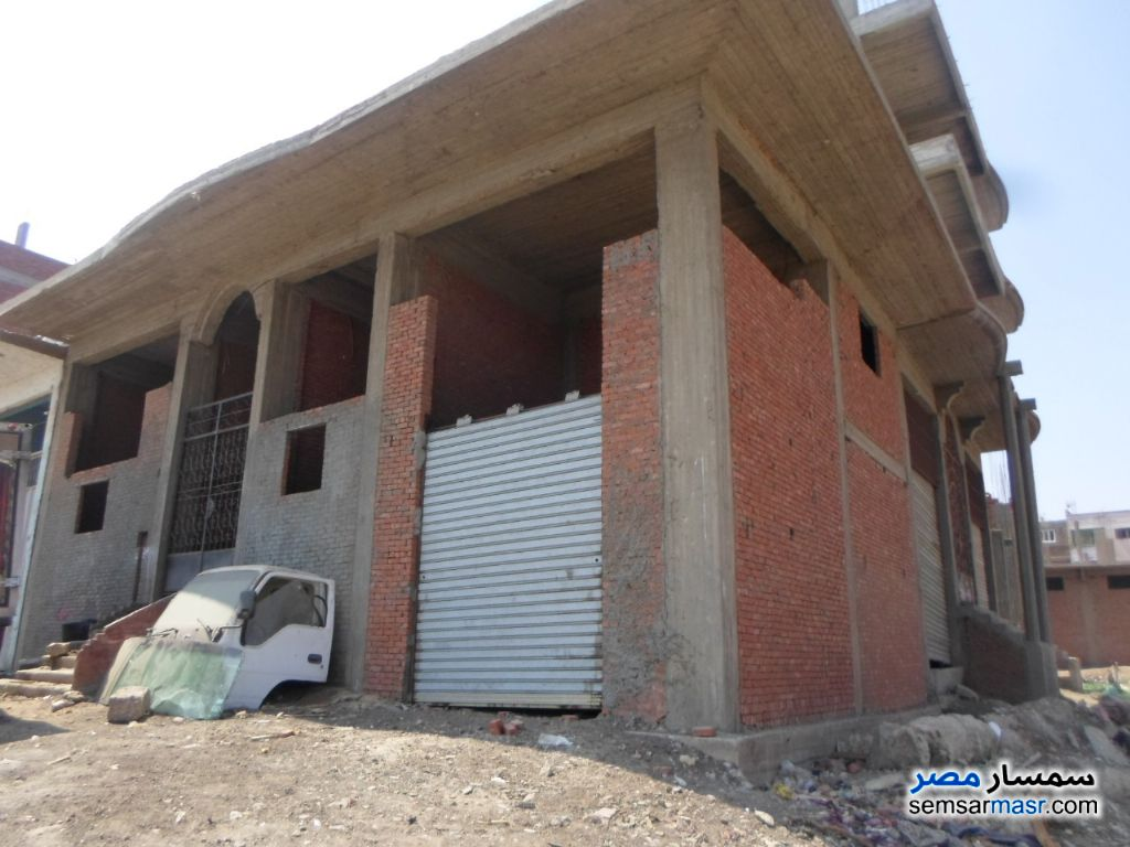 Photo 1 - Building 175 sqm without finish For Sale Shubra El Kheima Qalyubiyah