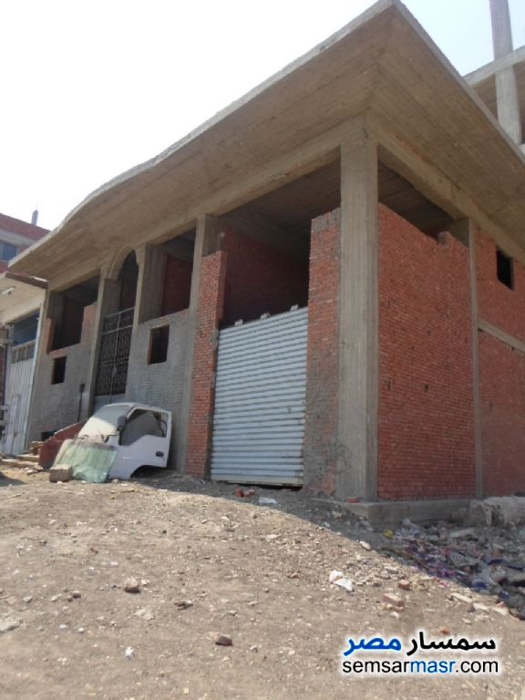Photo 2 - Building 175 sqm without finish For Sale Shubra El Kheima Qalyubiyah