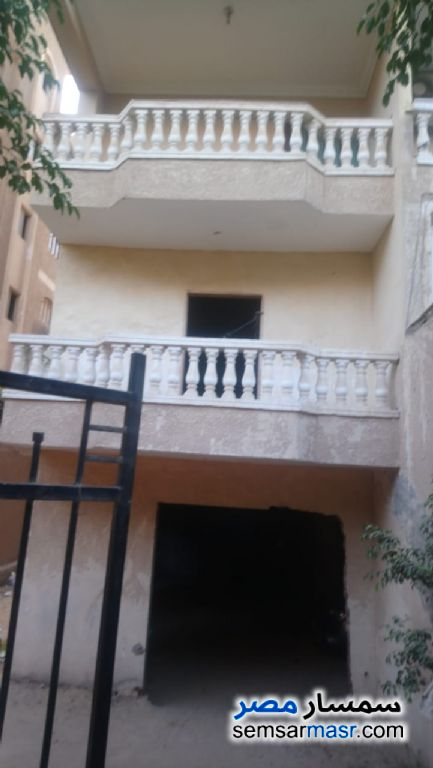 Photo 6 - Villa 3 bedrooms 2 baths 400 sqm semi finished For Sale Hadayek Al Ahram Giza