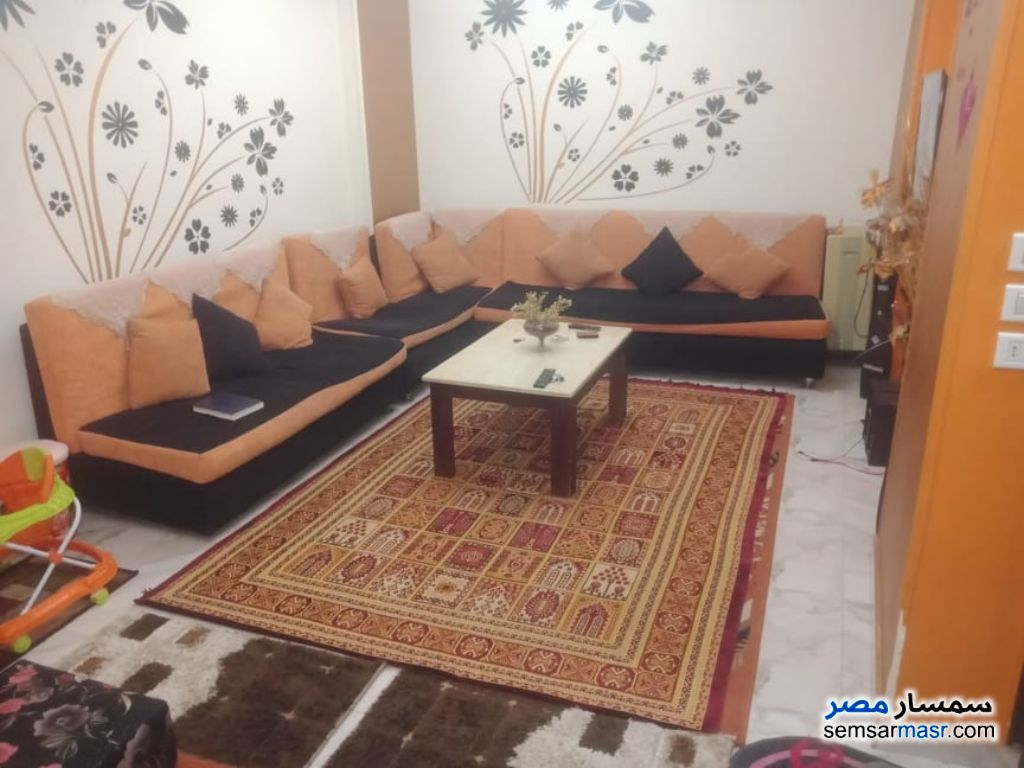 Ad Photo: Apartment 3 bedrooms 1 bath 75 sqm super lux in Marg  Cairo