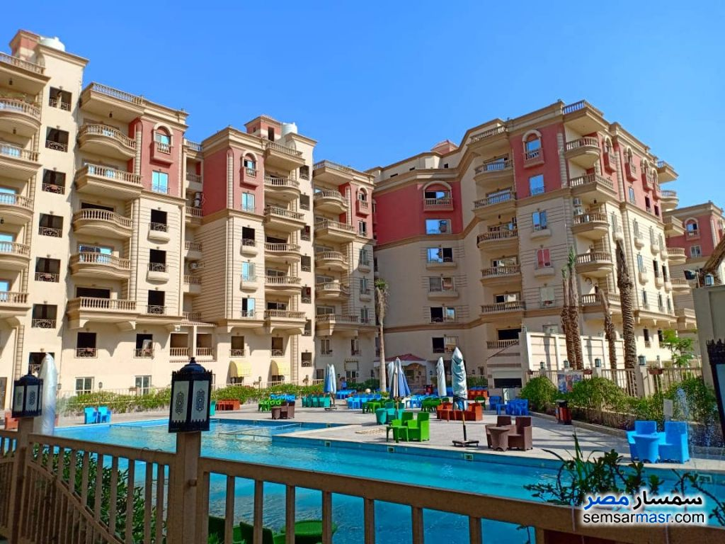 Photo 10 - Apartment 3 bedrooms 2 baths 171 sqm semi finished For Sale Mokattam Cairo