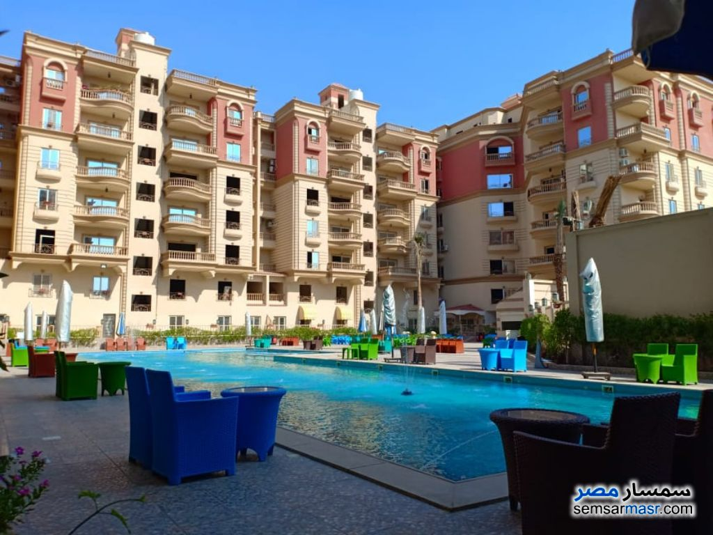 Photo 3 - Apartment 3 bedrooms 2 baths 171 sqm semi finished For Sale Mokattam Cairo