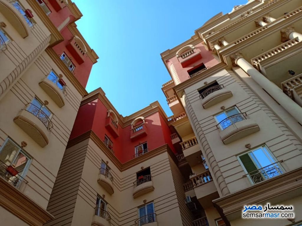 Photo 7 - Apartment 3 bedrooms 2 baths 171 sqm semi finished For Sale Mokattam Cairo