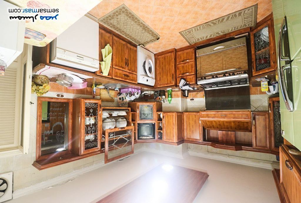Ad Photo: Apartment 3 bedrooms 3 baths 205 sqm extra super lux in Wabor Al Maya  Alexandira