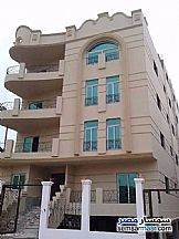 3 bedrooms 2 baths 323 sqm semi finished For Sale North Extensions 6th of October - 1