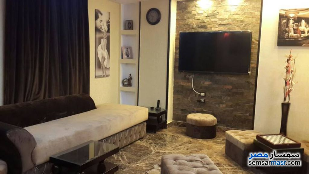 Photo 2 - 2 bedrooms 2 baths 125 sqm extra super lux For Rent New Nozha Cairo