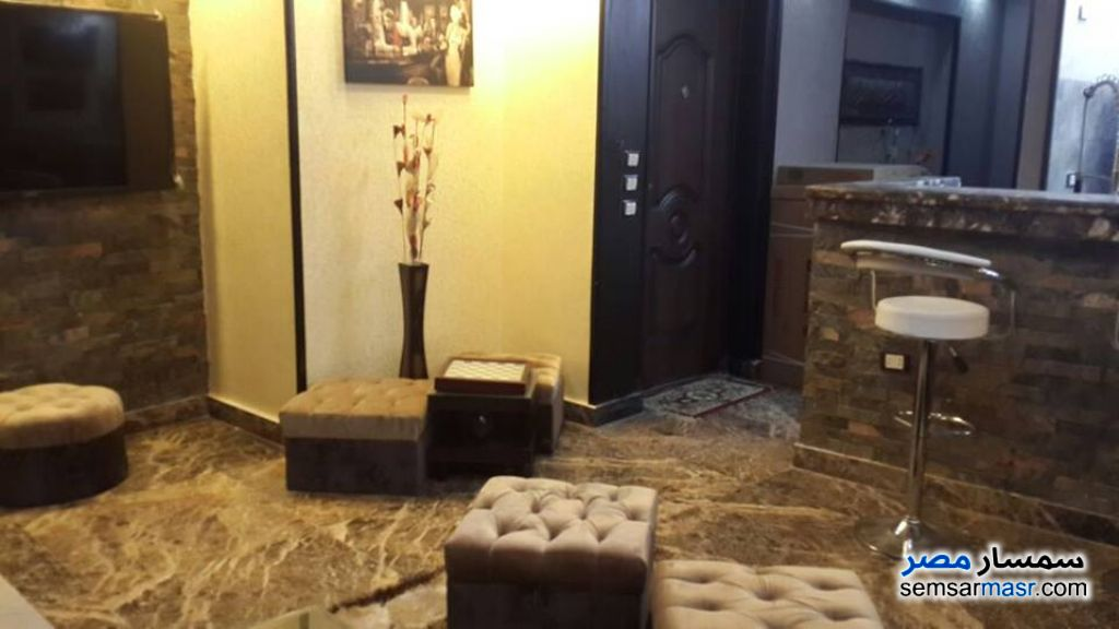Photo 10 - 2 bedrooms 2 baths 125 sqm extra super lux For Rent New Nozha Cairo