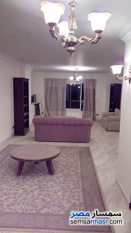 Photo 2 - Apartment 3 bedrooms 3 baths 145 sqm extra super lux For Sale Maadi Cairo