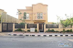 Ad Photo: Villa 4 bedrooms 4 baths 575 sqm extra super lux in Rehab City  Cairo