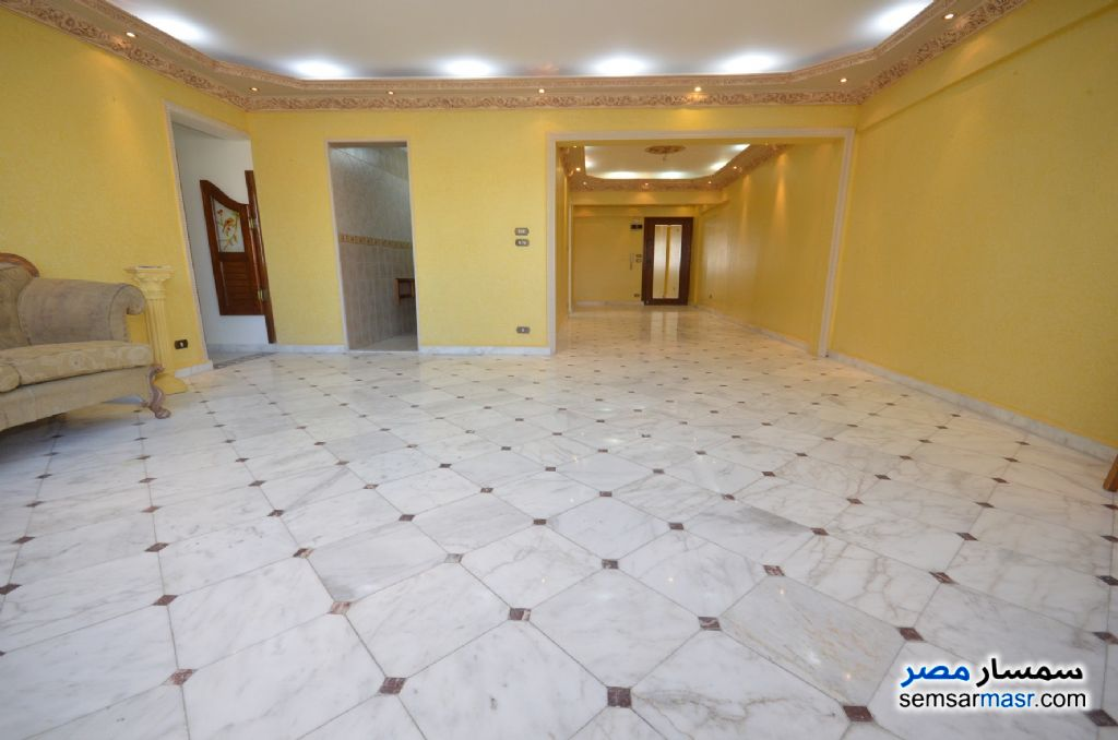 Photo 16 - Apartment 3 bedrooms 2 baths 200 sqm extra super lux For Rent Al Lbrahimiyyah Alexandira