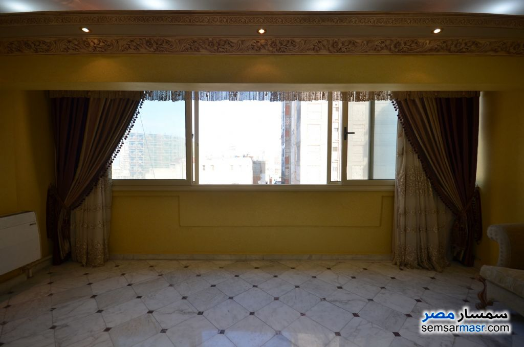 Photo 15 - Apartment 3 bedrooms 2 baths 200 sqm extra super lux For Rent Al Lbrahimiyyah Alexandira