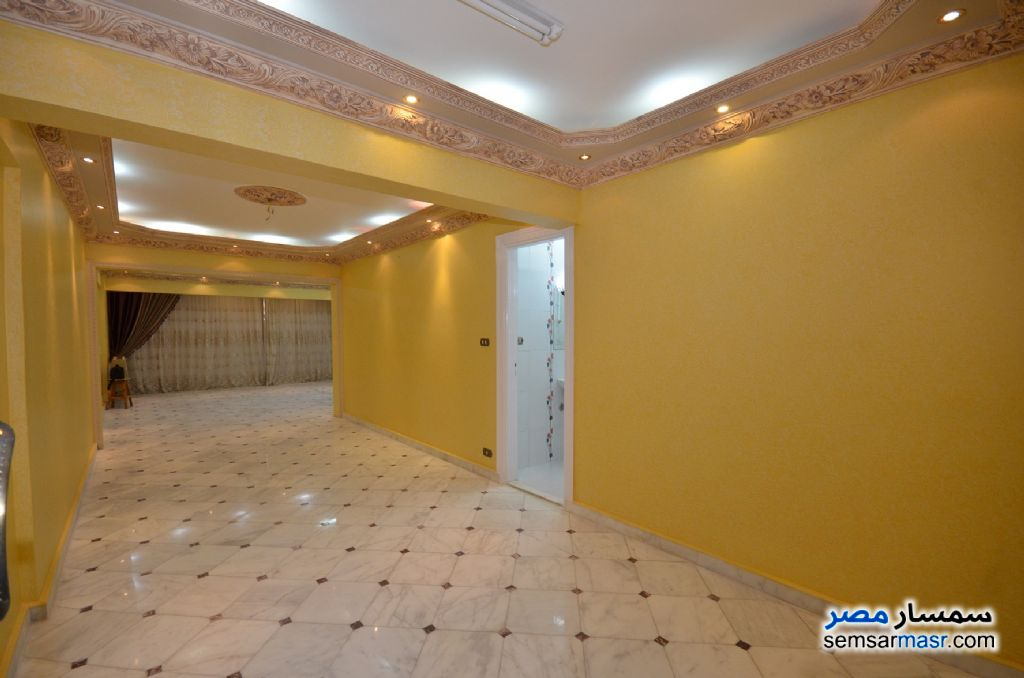 Photo 11 - Apartment 3 bedrooms 2 baths 200 sqm extra super lux For Rent Al Lbrahimiyyah Alexandira