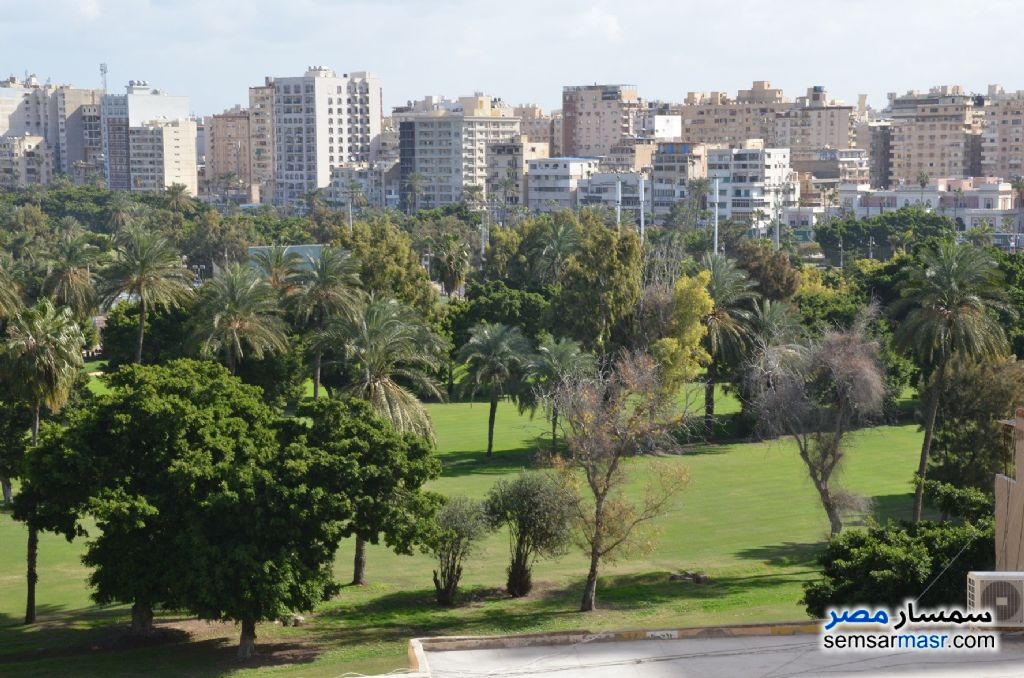 Photo 3 - Apartment 3 bedrooms 2 baths 200 sqm extra super lux For Rent Al Lbrahimiyyah Alexandira