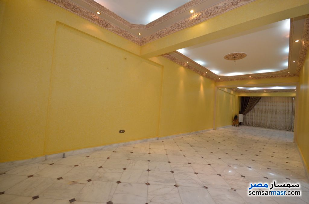 Photo 14 - Apartment 3 bedrooms 2 baths 200 sqm extra super lux For Rent Al Lbrahimiyyah Alexandira