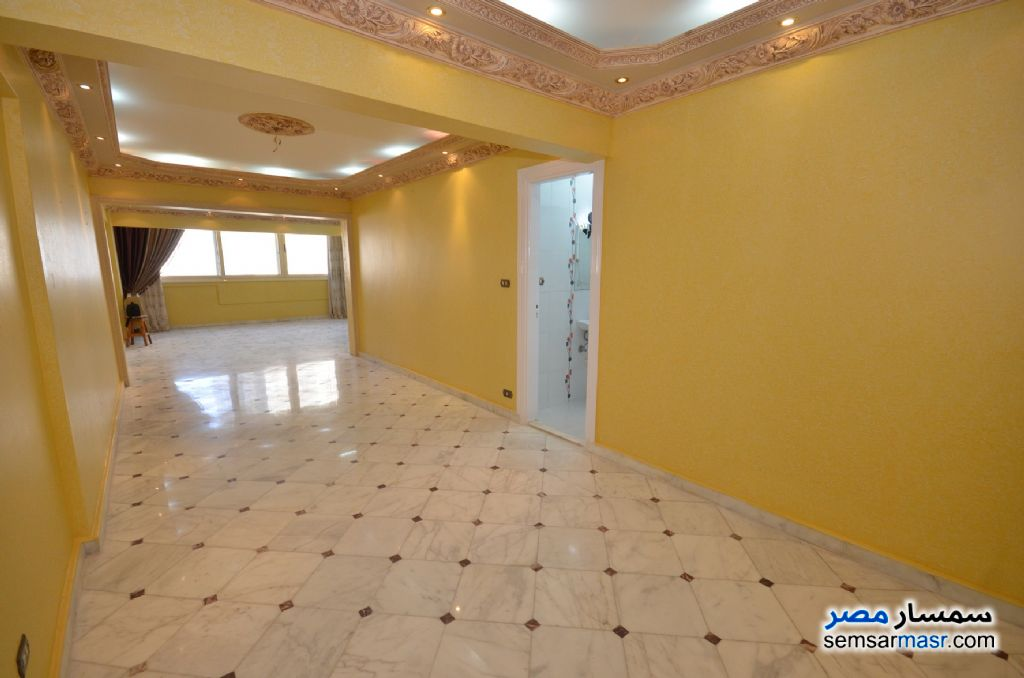 Photo 26 - Apartment 3 bedrooms 2 baths 200 sqm extra super lux For Rent Al Lbrahimiyyah Alexandira