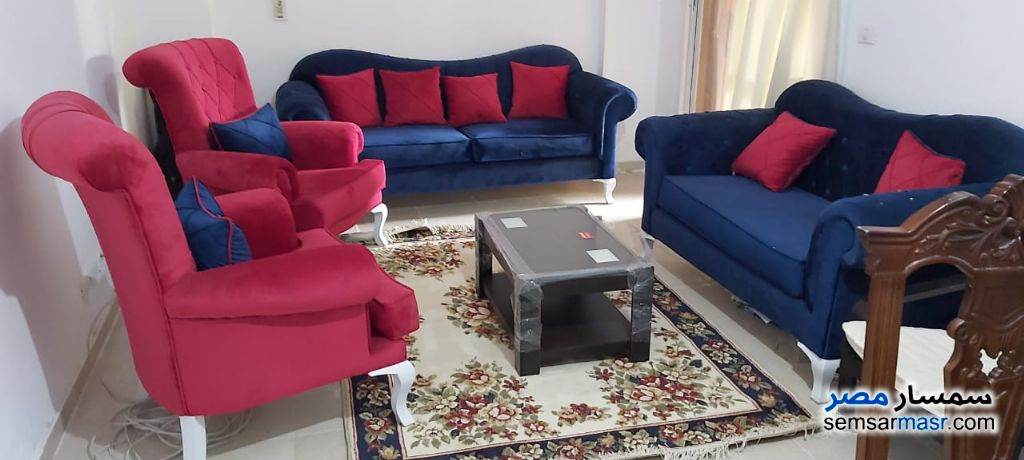 Photo 2 - Apartment 2 bedrooms 1 bath 88 sqm super lux For Rent Madinaty Cairo