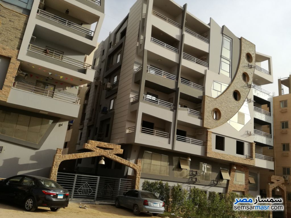 Photo 1 - Apartment 3 bedrooms 2 baths 145 sqm semi finished For Sale Mokattam Cairo