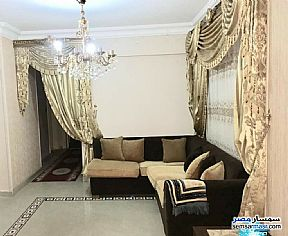 Apartment 3 bedrooms 2 baths 225 sqm extra super lux For Rent Smoha Alexandira - 5