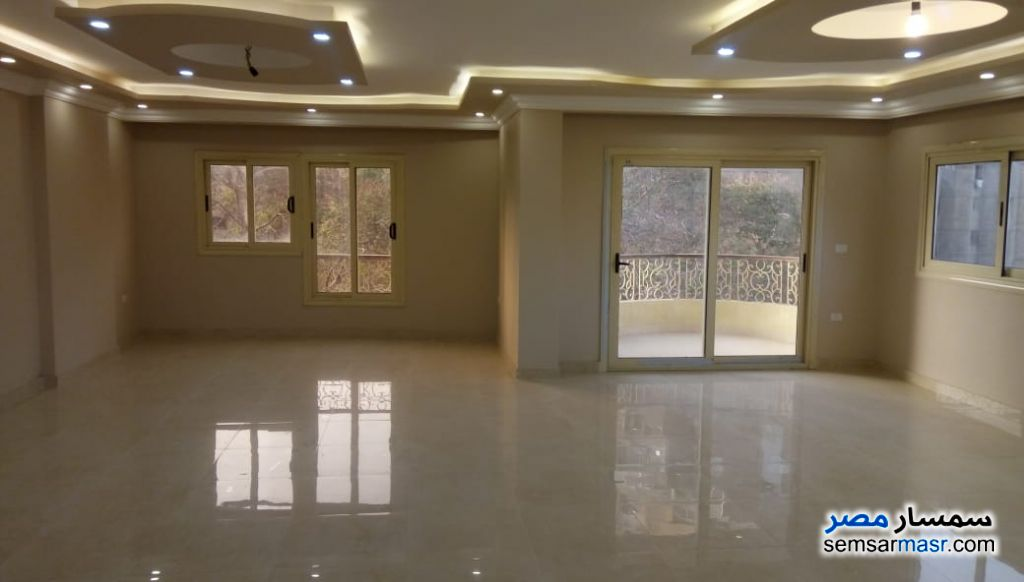 Photo 1 - Apartment 3 bedrooms 3 baths 200 sqm super lux For Rent Agouza Giza