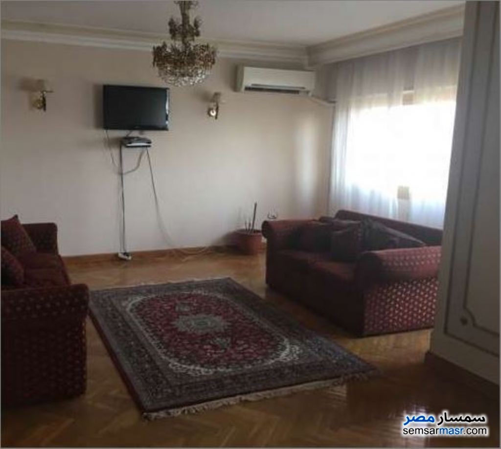 Photo 4 - Apartment 2 bedrooms 2 baths 170 sqm extra super lux For Rent Maadi Cairo