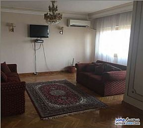 Apartment 2 bedrooms 2 baths 170 sqm extra super lux For Rent Maadi Cairo - 4