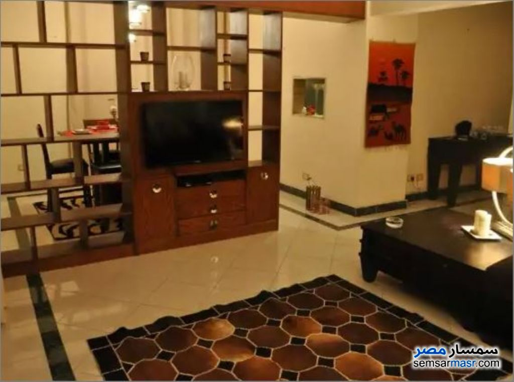 Photo 1 - Apartment 2 bedrooms 2 baths 160 sqm extra super lux For Rent Maadi Cairo