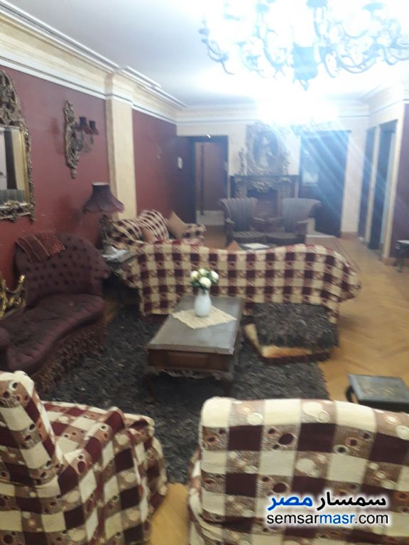 Photo 1 - Apartment 3 bedrooms 3 baths 230 sqm extra super lux For Rent Mohandessin Giza