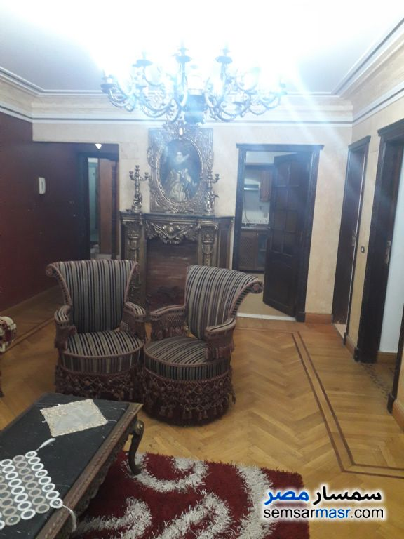 Photo 3 - Apartment 3 bedrooms 3 baths 230 sqm extra super lux For Rent Mohandessin Giza