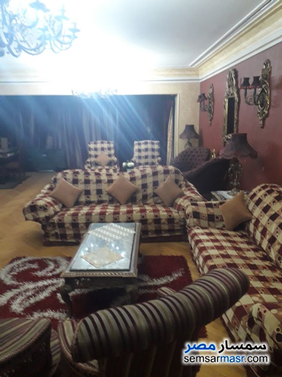 Photo 5 - Apartment 3 bedrooms 3 baths 230 sqm extra super lux For Rent Mohandessin Giza