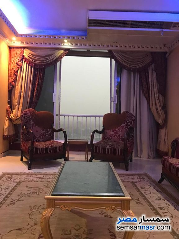 Photo 3 - Apartment 2 bedrooms 2 baths 150 sqm extra super lux For Rent Maadi Cairo