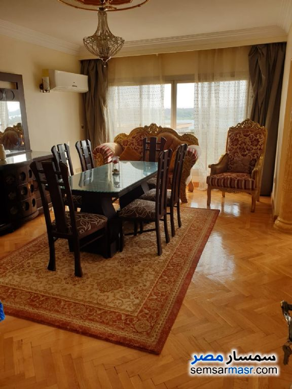 Photo 10 - Apartment 3 bedrooms 2 baths 212 sqm extra super lux For Rent Maadi Cairo