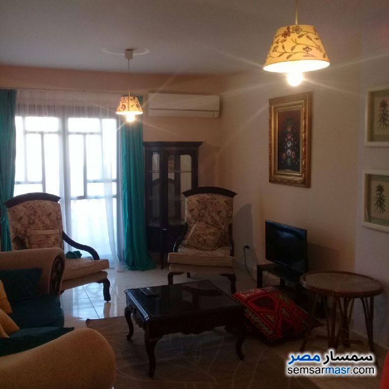 Photo 1 - Apartment 2 bedrooms 1 bath 89 sqm super lux For Rent Rehab City Cairo
