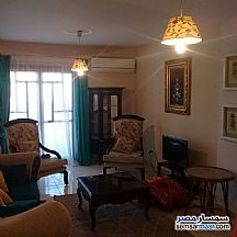 Apartment 2 bedrooms 1 bath 89 sqm super lux For Rent Rehab City Cairo - 1