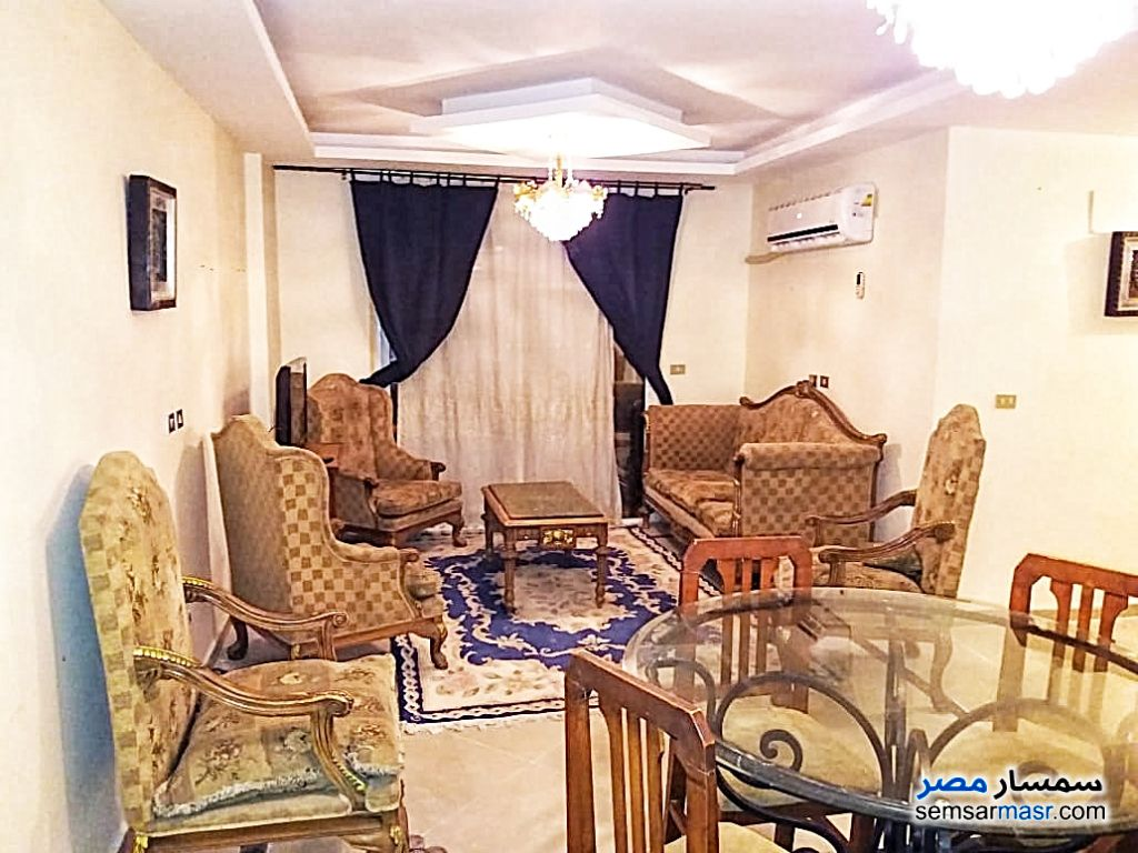 Photo 3 - Apartment 2 bedrooms 2 baths 96 sqm super lux For Rent Madinaty Cairo