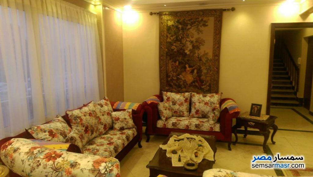 Photo 1 - Apartment 4 bedrooms 3 baths 260 sqm super lux For Rent Maadi Cairo