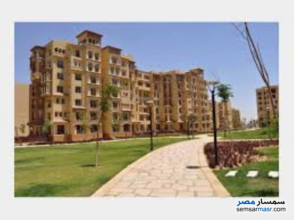 Photo 1 - Apartment 2 bedrooms 1 bath 107 sqm super lux For Rent Madinaty Cairo