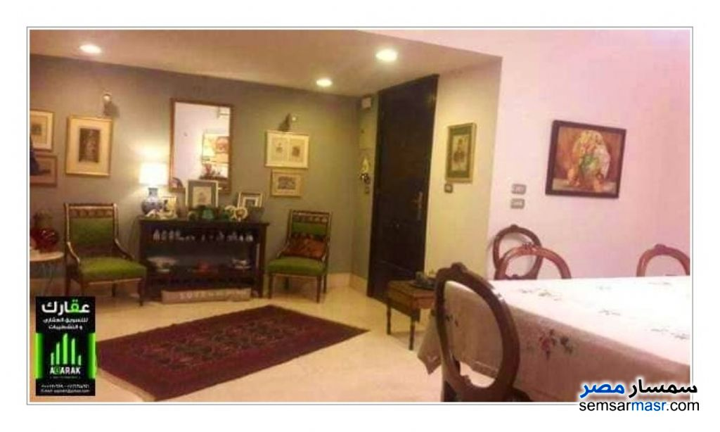 Photo 4 - Apartment 3 bedrooms 2 baths 172 sqm super lux For Rent Ashgar City 6th of October
