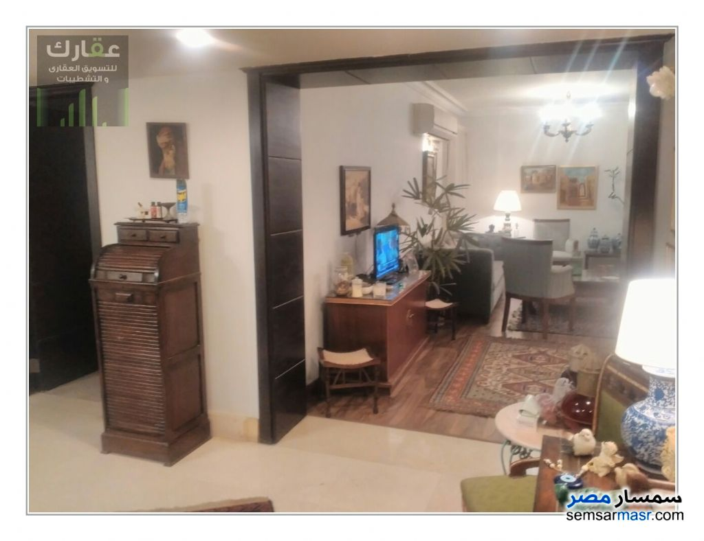 Photo 2 - Apartment 3 bedrooms 2 baths 177 sqm extra super lux For Rent Ashgar City 6th of October