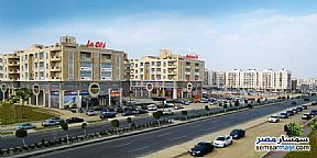 Commercial 61 sqm For Rent Districts 6th of October - 2