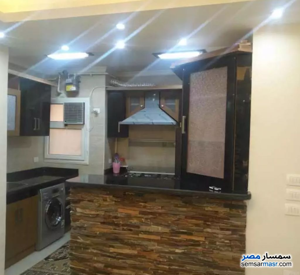 Photo 2 - Apartment 3 bedrooms 2 baths 116 sqm extra super lux For Rent Madinaty Cairo