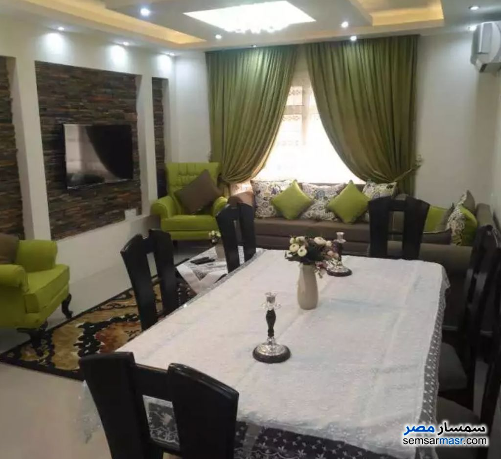 Photo 3 - Apartment 3 bedrooms 2 baths 116 sqm extra super lux For Rent Madinaty Cairo