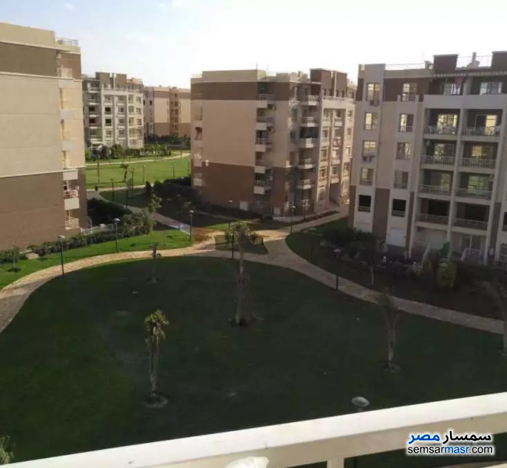 Photo 7 - Apartment 3 bedrooms 2 baths 116 sqm extra super lux For Rent Madinaty Cairo