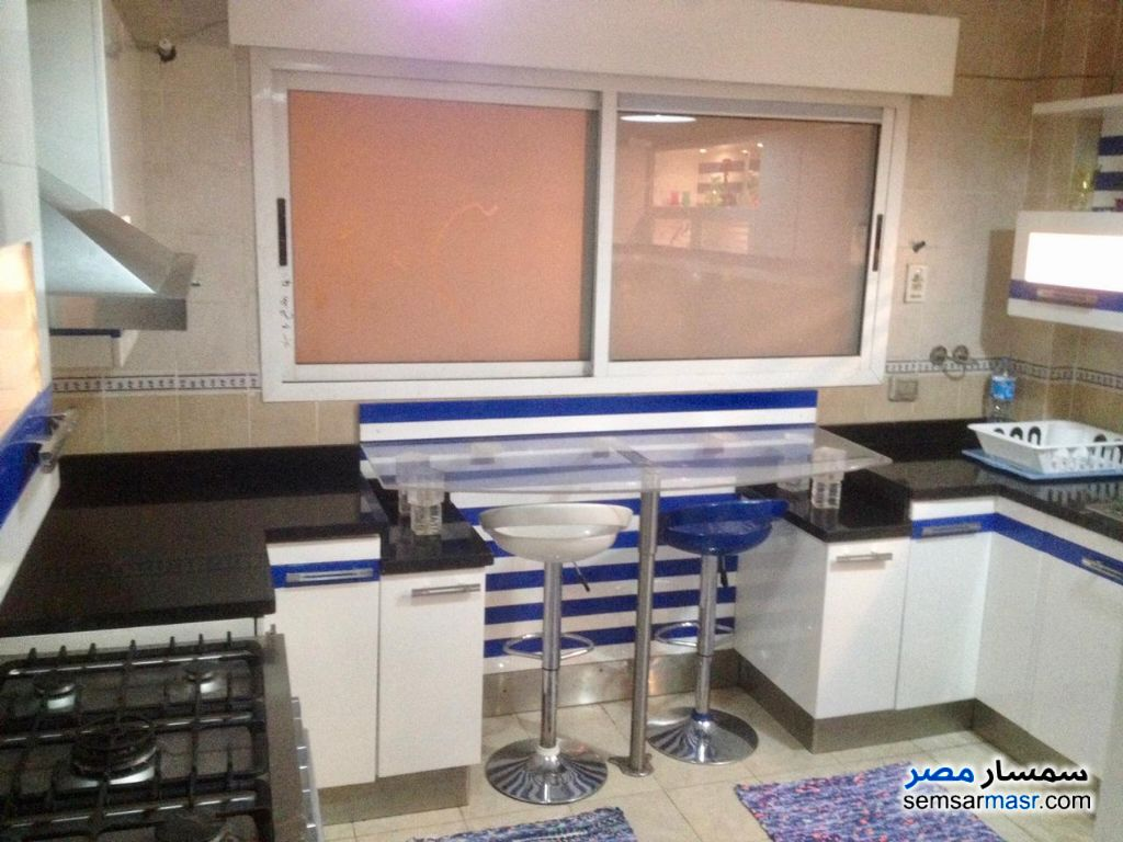 Photo 15 - Apartment 3 bedrooms 3 baths 175 sqm extra super lux For Rent Madinaty Cairo