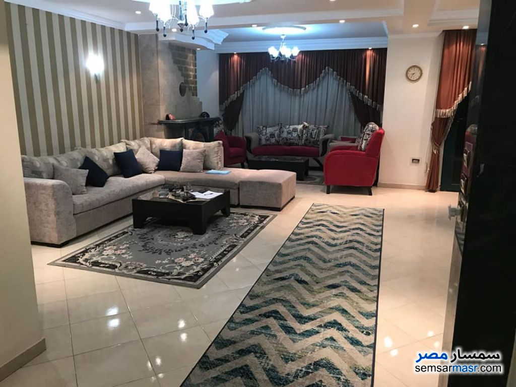 Photo 2 - Apartment 3 bedrooms 2 baths 180 sqm extra super lux For Rent Nasr City Cairo