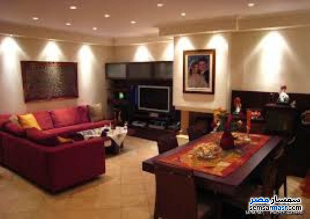 Photo 1 - 5 bedrooms 2 baths 135 sqm extra super lux For Rent Mohandessin Giza