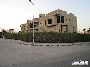 Villa 10 bedrooms 11 baths 2,900 sqm without finish For Sale Rehab City Cairo - 1