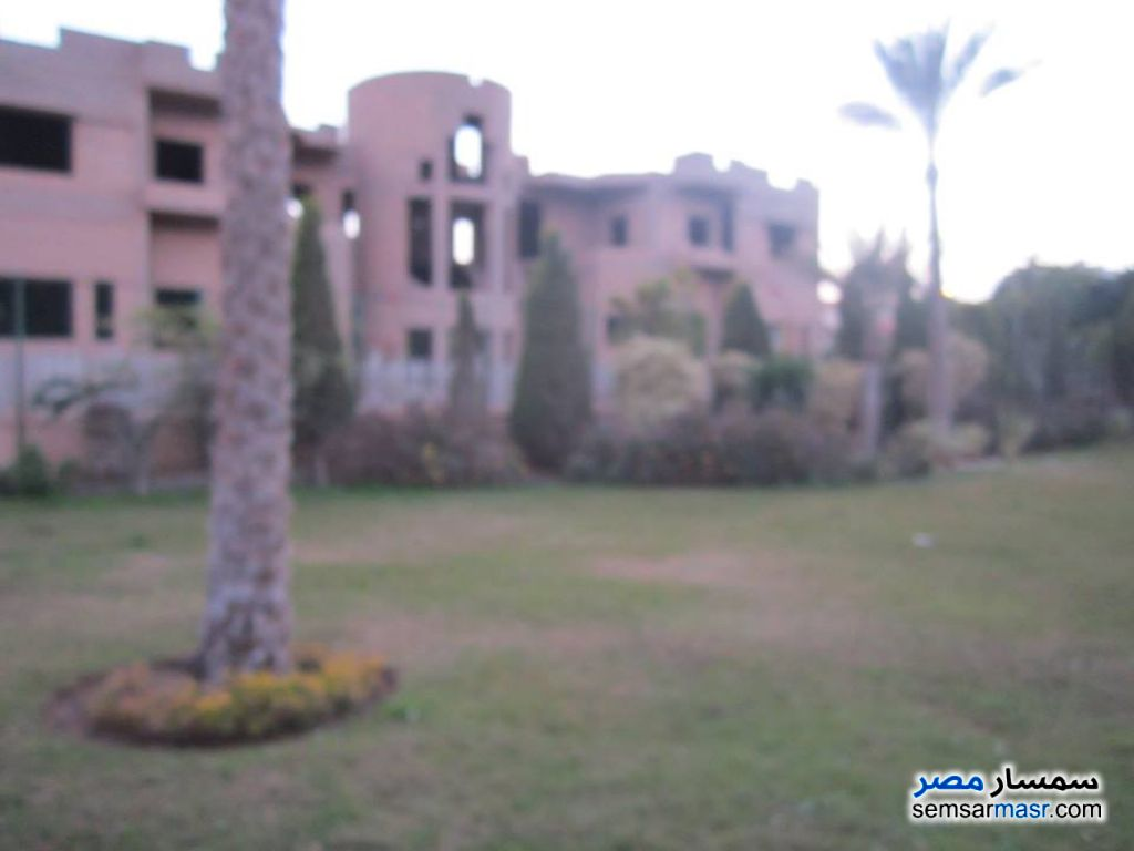 Photo 2 - Villa 10 bedrooms 11 baths 2,900 sqm without finish For Sale Rehab City Cairo
