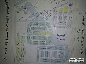 Ad Photo: Land 491 sqm in October Gardens  6th of October