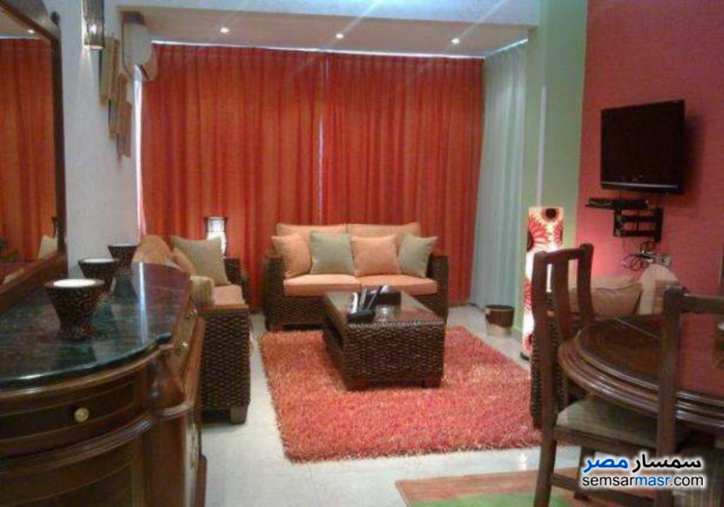 Photo 3 - Apartment 1 bedroom 1 bath 75 sqm extra super lux For Sale Mohandessin Giza
